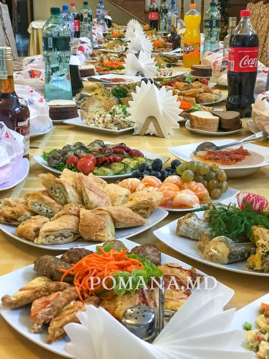 Pomana.md - организация поминальных трапез